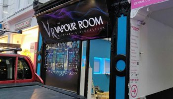 the vapour room brighton