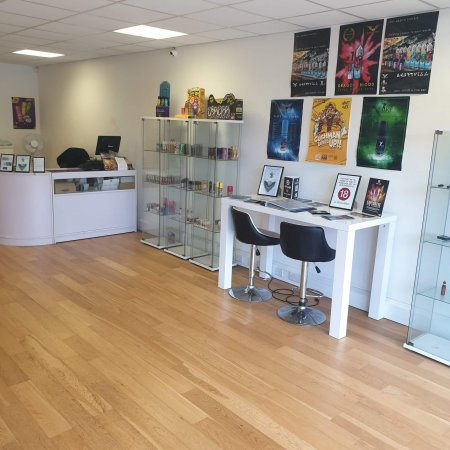 burgess hill vape shop