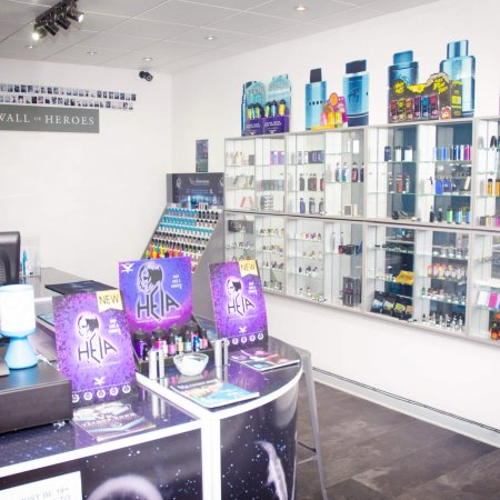 crawley vape shop