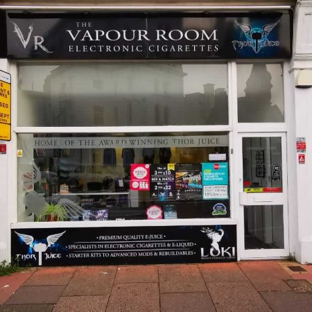 eastbourne vape shops