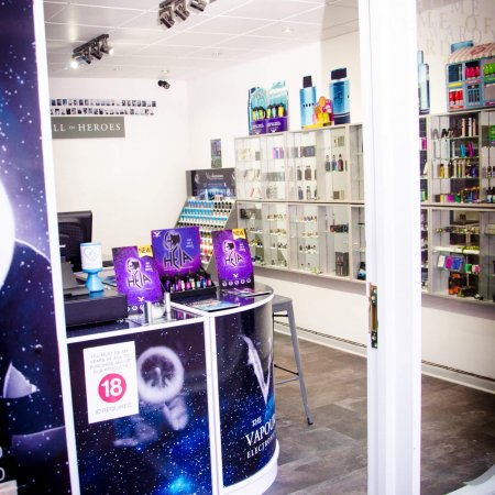 vaper shop crawley